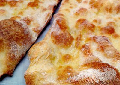 Pizza bianca senza strutto e con 24 ore di lievitazione